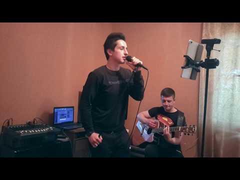 "Kolle Kolesnikov Aleksandr ""live"" Rag'n'Bone Man - Human (cover)"