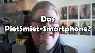 Wie würde das PietSmiet-Smartphone aussehen? 🎮 Frag PietSmiet #1107