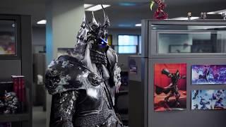 Король-лич в офисе Blizzard — 1-я часть [RUS]