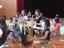 2007年 神の谷小学校 演奏3