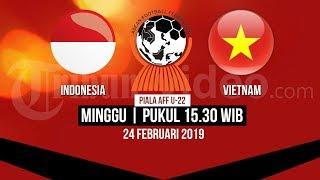 Video Live Streaming RCTI Piala AFF U-22, Indonesia Vs Vietnam Pukul 15.30 WIB