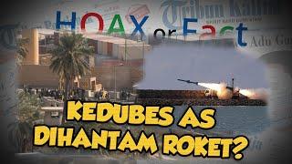 Hoax or Fact: Kedubes AS di Irak Dihantam 3 Roket dari Iran?