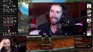 Asmon Talks About Old Videos