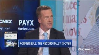 This is the end of the bull rally as we know it, says Morgan Stanley