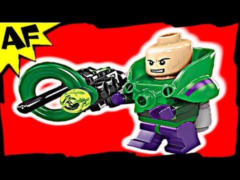 Vidéo LEGO DC Comics Super Heroes 30164 : Lex Luthor (Polybag)