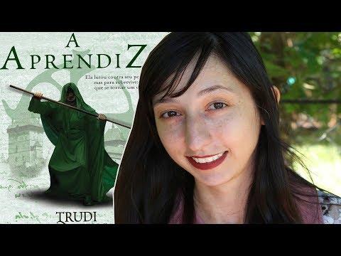A APRENDIZ (Trudi Canavan) ? | Alegria Literária