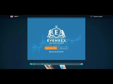 Evenrex|Uzun Vadeli Kripto Para Yatırım Platformu|Yeni!