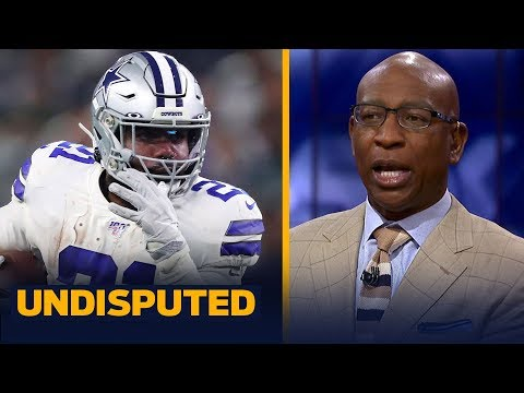 Dak is a solid quarterback but Zeke is key to success in Dallas — Eric Dickerson | NFL | UNDISPUTED