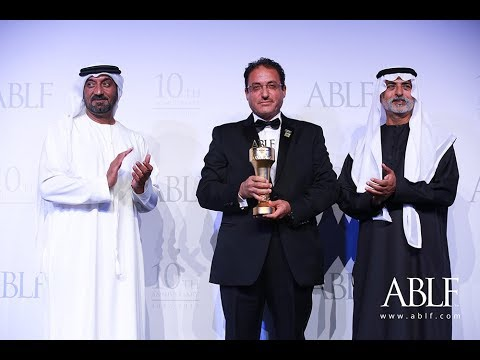 Moafaq Al Gaddah at the ABLF 2017
