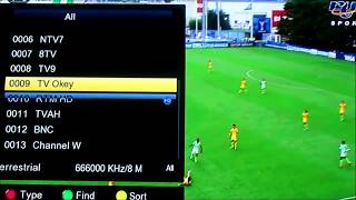 Video Search Result for cara setting piring astro/skybox