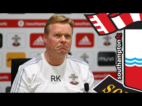 PRESS CONFERENCE (PART ONE): Koeman on Chelsea clash