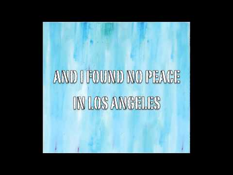 """Los Angeles (Sunset Mix)"" - Lyric Video"