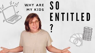 Why Are My Kids So Entitled?    Mayim Bialik