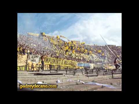 """""""Barra Amsterdam   AP 11 Fecha 13 vs Hijos   Recibimiento"""" Barra: Barra Amsterdam • Club: Peñarol"""