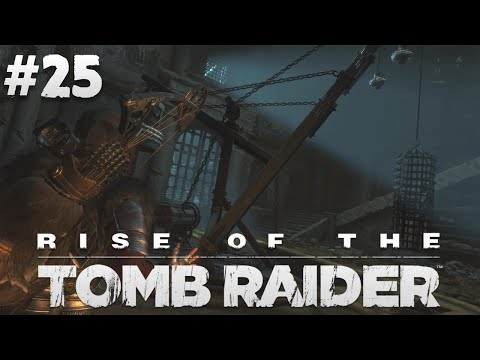 [GEJMR] Rise of the Tomb Raider - EP 25 - Katapult a Hrobka