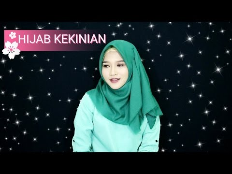 Video Tutorial Hijab Segiempat Simple dan Kekinian dari Hijab Saudia | Amalia Kurnia