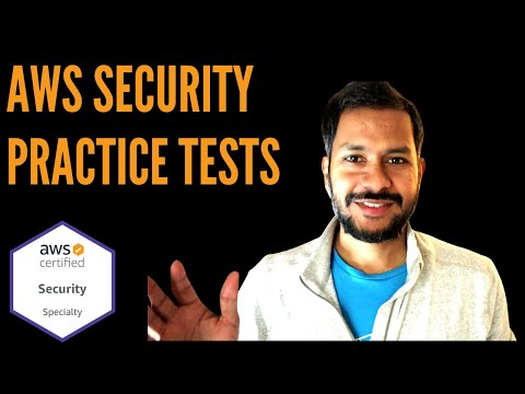 AWS Security Specialty Exam Practice Test & Giveaway ... - YouTube