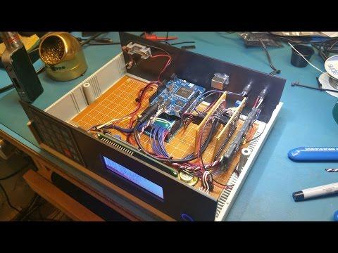 Antenna tuner arduino - SGM-Eckersbach-Studio - Video - Free