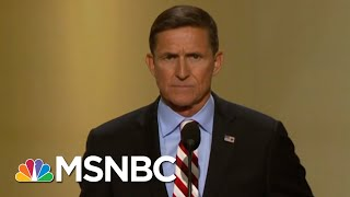 Ret. Lt. Col: Michael Flynn Betrayed His Country,