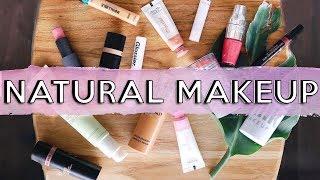 "BEST ""NO MAKEUP""/NATURAL Looking Makeup Products | Jamie Paige"