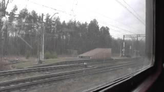 preview picture of video 'EN57-992 z Ekskluzywnym wnętrzem :) -  przejazd na odcinku Rudziniec Gliwicki - Kędzierzyn-Koźle'