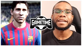 Remembering FIFA 15   Messi and Ronaldo Down the Years   GameTime Episode 5