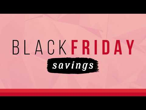 Black Friday Sale - 2018