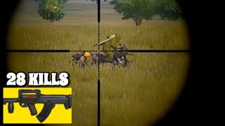 Groza Is OP! | PUBG Mobile | Killing 5+ Squads!
