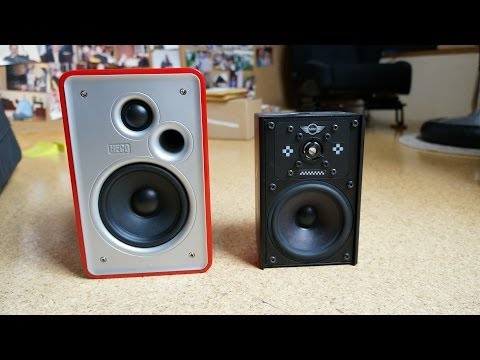 Loudspeaker Heco Music Colors 100 - short presentation