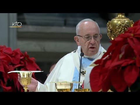 Messe pour la Paix célébrée par le Pape François
