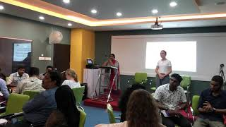 Interactive sessions with native English speakers