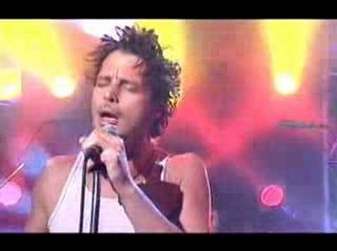 AUDIOSLAVE LIVE (03' ROVE) - Like A Stone