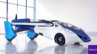 The first flying car is available for pre-order