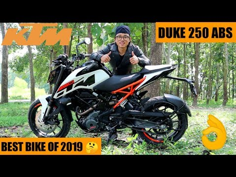 First Ride Review of KTM Duke 250 ABS in Nepal🇳🇵|| Is It The Best Bike of 2019 in 250 cc?
