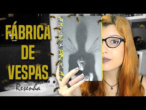 RESENHA: Fábrica de Vespas | Poison Books