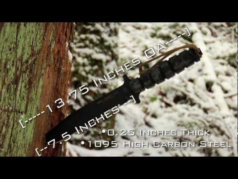 TOPS USMC Combat Knife: Field Test/Review