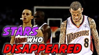 THE TRAGIC STORIES OF 3 NBA STARS WHO VANISHED FROM THE LEAGUE!