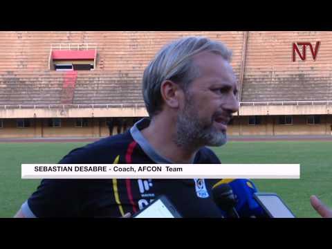 Kayiwa, Kaddu on the mark in one-all Senior national teams' draw at Namboole