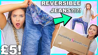 Trying £5 Clothing From Everything5Pounds Com Is It A Scam ?! AD