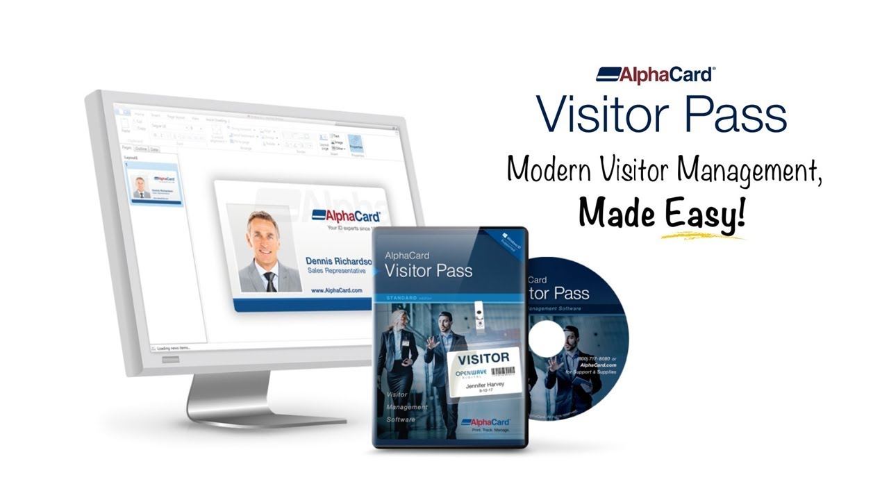Visitor Management Made Easy