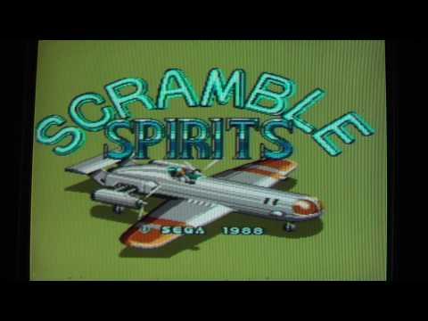 Scramble Spirits [SEGA MasterSystem]