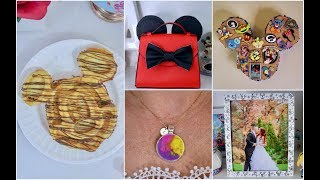 CHEAP & EASY DISNEY DIY CRAFTS YOU HAVE TO TRY#9 | PINTEREST INSPIRED - Video Youtube