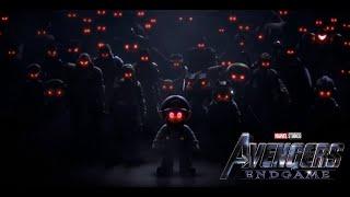 [SPOILERS] Super Smash Bros. Ultimate Super Bowl Spot (Avengers: Endgame Style)