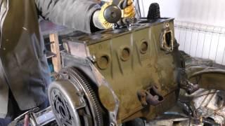 На сколько хватает нашего ремонта двигателя?