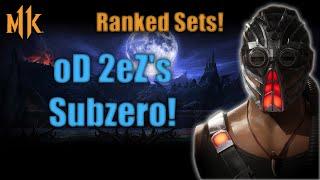 MK11 Sub-Zero vs Cetrion (asodimazze) High Level FT7 VERY