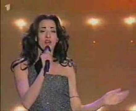 Israel - Dana International - Diva (live) - Eurovision 1998