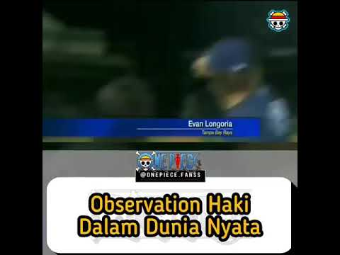 Observasion haki in real life