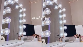 Vanity Tour/ Makeup Collection