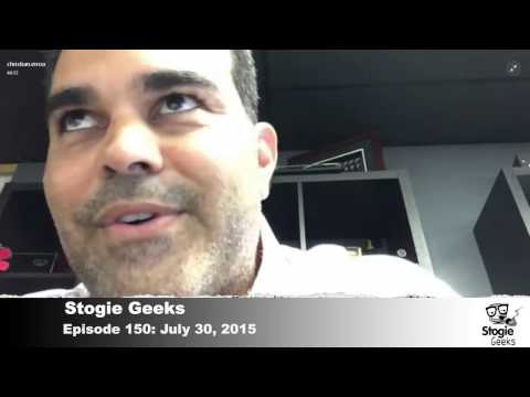 Stogie Geeks Episode 150 – Interview with Christian Eiroa