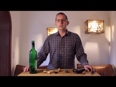 Welcher ist der beste Verschluß für Weinflaschen?